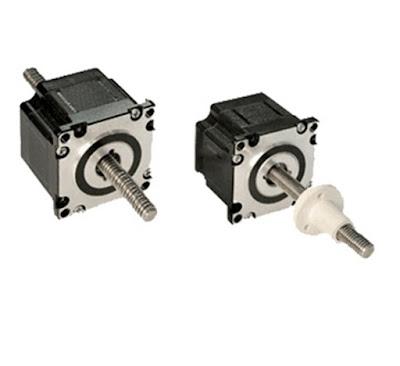 Stepper Motor Driven Linear Actuators