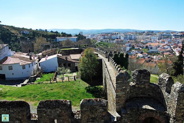 Murallas de Bragança, Portugal