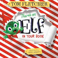 Christmas storytime, interactive Christmas book