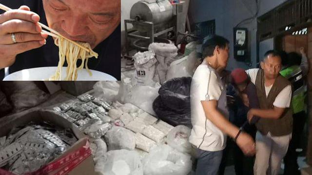 Pabrik Sumpit di Tasikmalaya Digerebek, Ternyata Produksi Narkoba