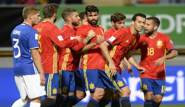 Prediksi Israel vs Spanyol Kualifikasi PD 2018