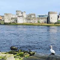 Instagrammable Ireland: King John's Castle in Limerick