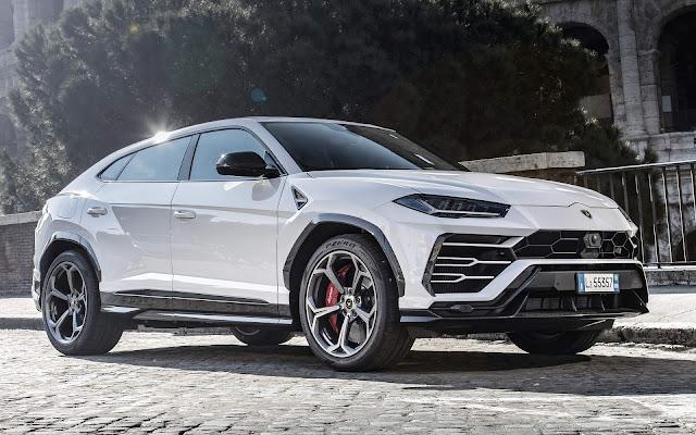 Lamborghini Urus: R$ 2,4 milhões, e fila de espera no Brasil