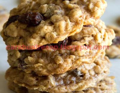 Foto Resep Oatmeal Cookies Sehat Sederhana Spesial Renyah Asli Enak