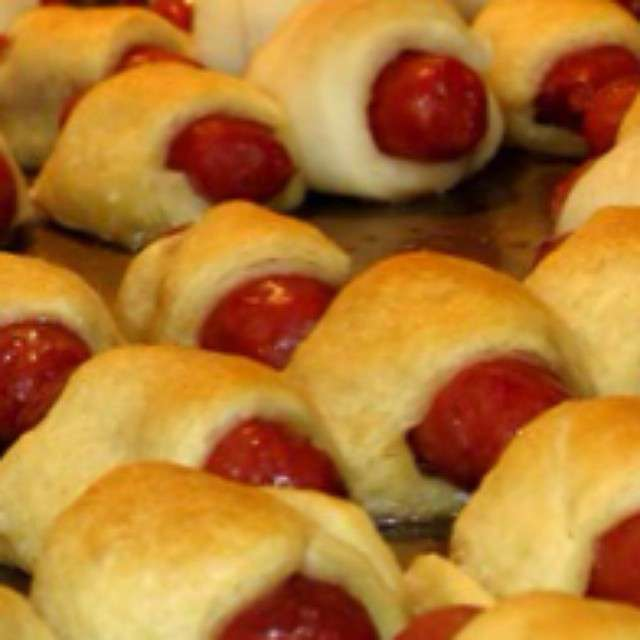 National Pigs in a Blanket Day Wishes Pics