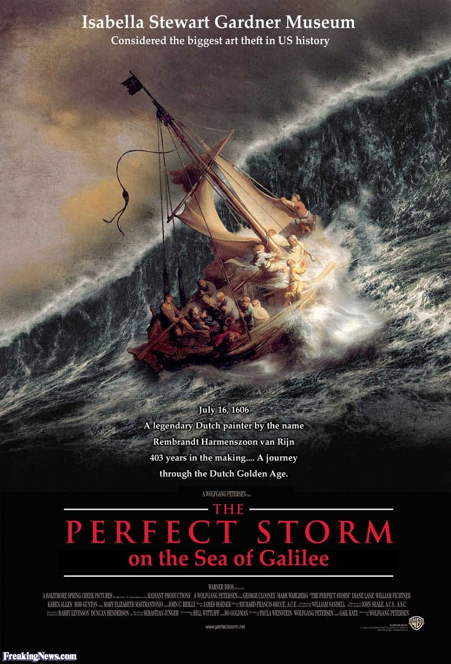 The Perfect Storm เดอะ เพอร์เฟ็กต์ สตอร์ม มหาพายุคลั่งสะท้านโลก [HD][พากย์ไทย]