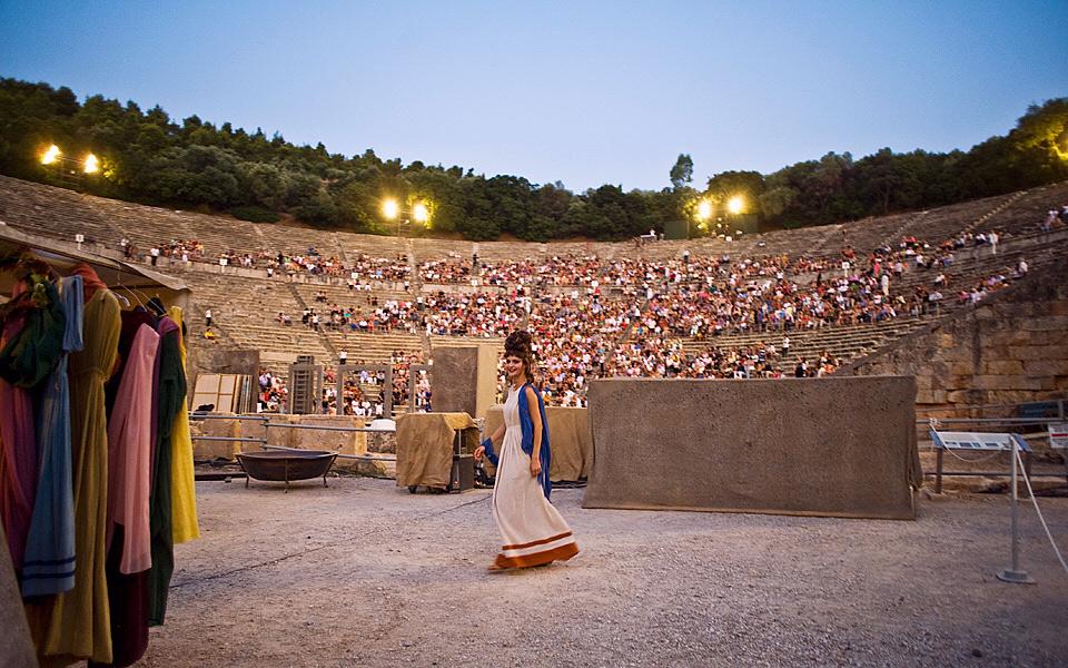 Teater Epidaurus