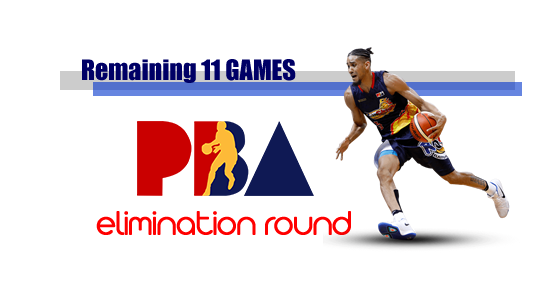 Remaining 11 games elimination round 2018 PBA Philippine Cup