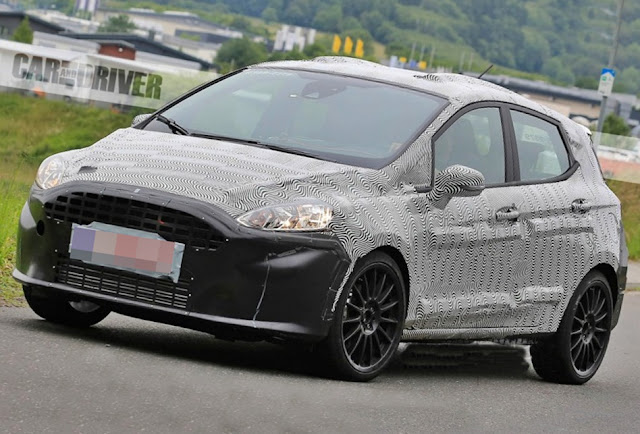 2018 Ford Fiesta ST Review And Release Date