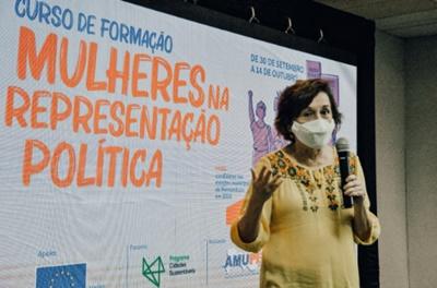 306 candidatas se inscrevem para curso de formação Mulheres na Representação Política