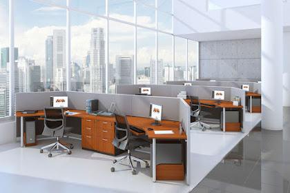Ingin Membuat Kantor Sendiri? Ini 5 Macam Furnitur Kantor yang Harus Anda Lengkapi