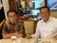 MPR RI Bangun Sinergitas dengan Perbumma Adat Nusantara, Angkat Program Kampung Empat Pilar