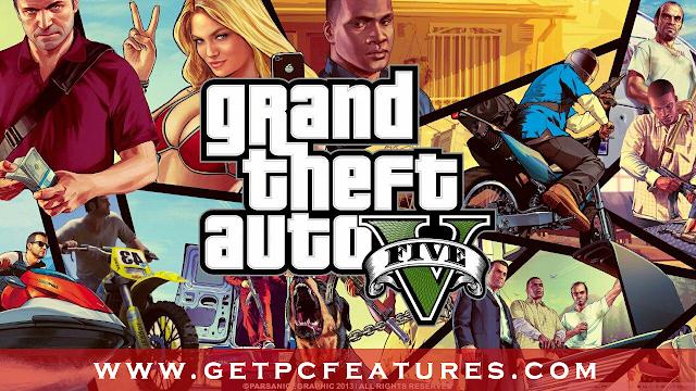Latest Grand Theft Auto V   GTA 5 Free For Windows PC