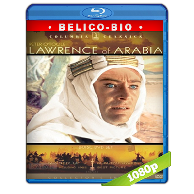 Lawrence De Arabia (1962) BRRip Full 1080p Audio Trial Latino-Castellano-Ingles 5.1