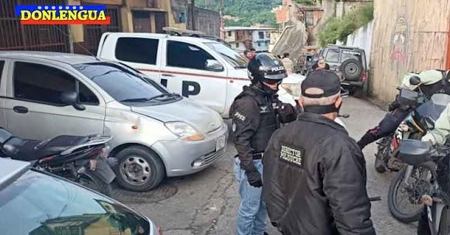 Cuatro delincuentes muertos tras tomar como rehén a un niño en Petare