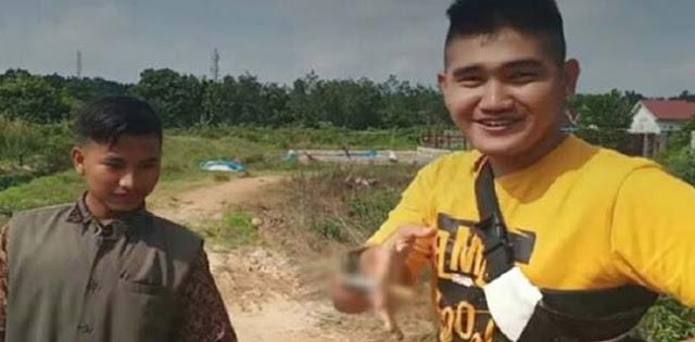 Youtuber Prank Daging Kurban Isi Sampah Ditangkap Polisi, Keluarga Mohon Dibebaskan