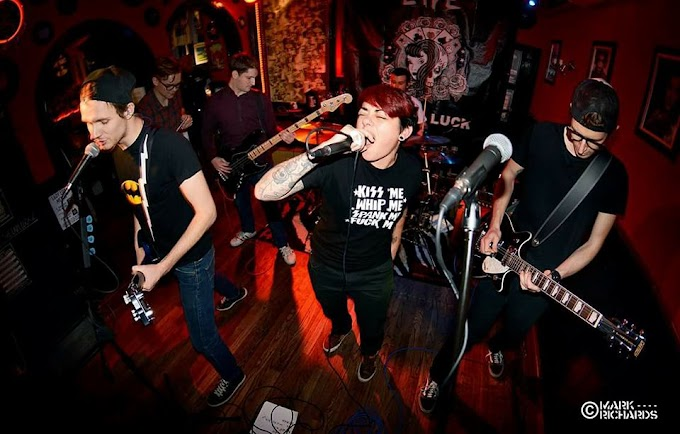 "Entrevista a ""PENNY WAS RIGHT"" , banda Punk de Paris Francia (video)"