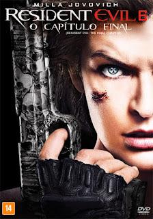 Resident Evil 6: O Capítulo Final - BDRip Dual Áudio