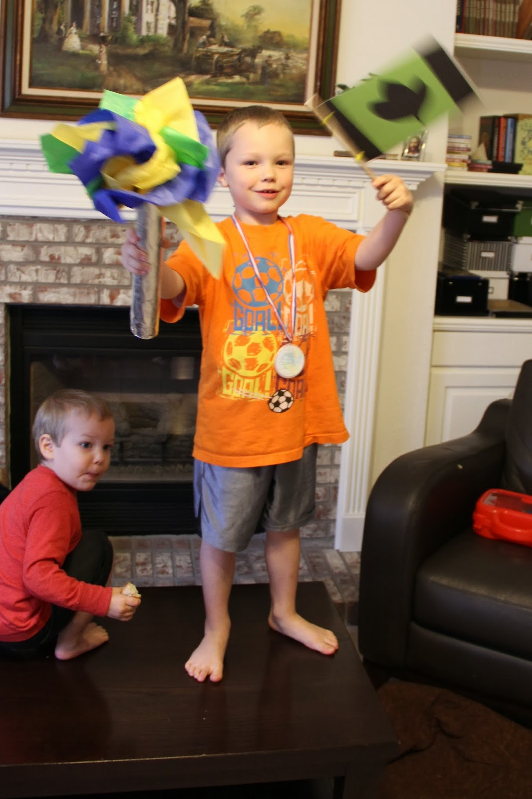 Tidychaos Preschool Olympics