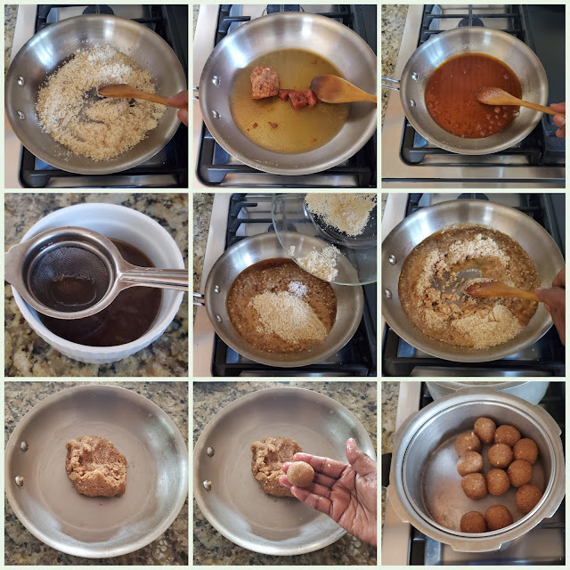 images of Sweet Rava Kozhukattai / Sooji Kozhukattai / Rava Sweet Kolukattai / Sweet Kolukattai