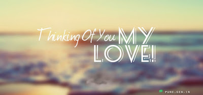 Thinking Of You My Love Images