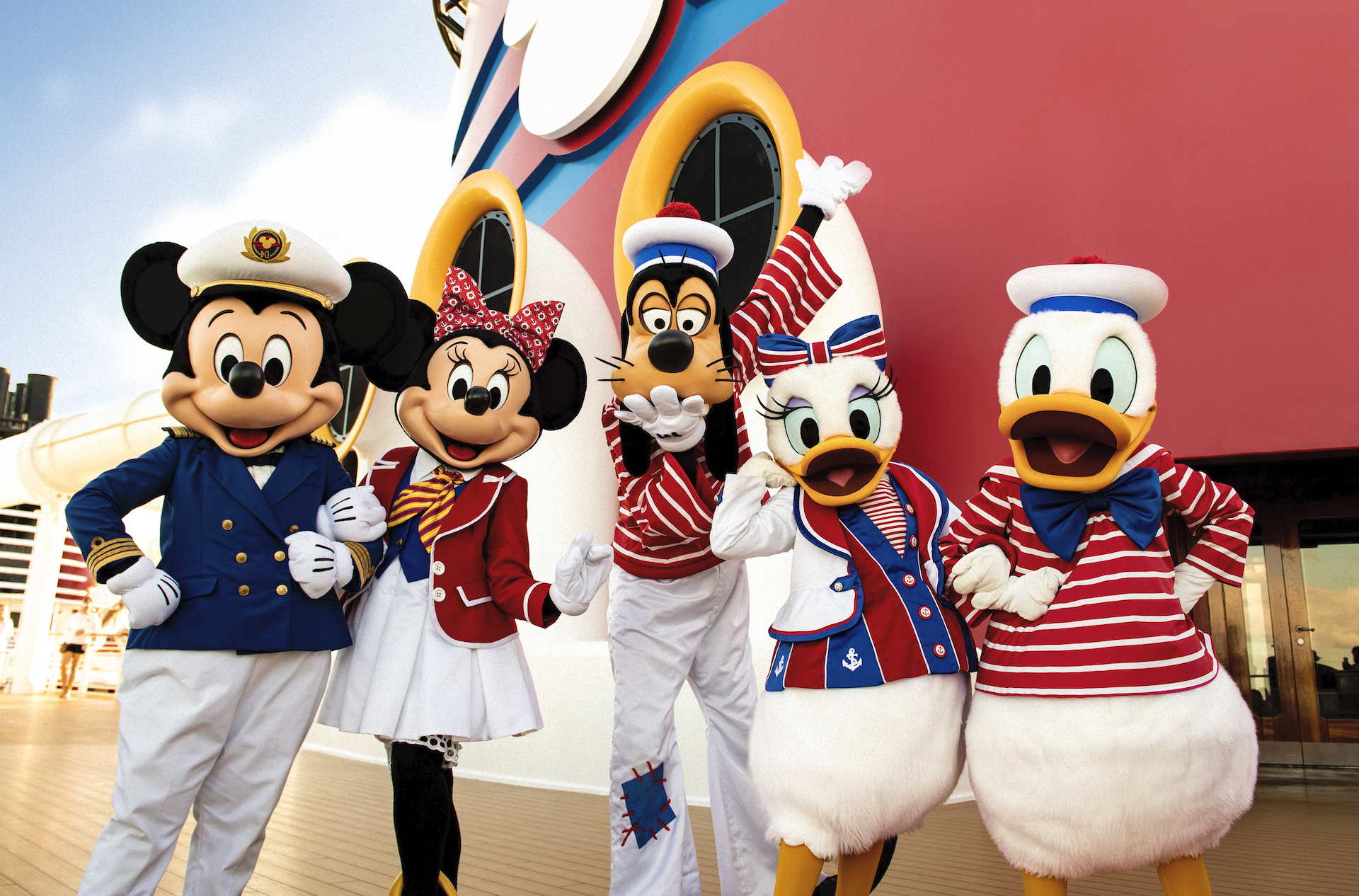 Disney offers staycation sailings for UK residents this summer