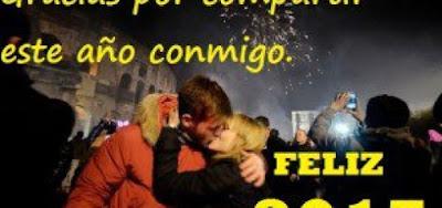 feliz año 2016 amor