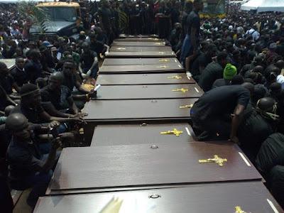 73 coffins benue state
