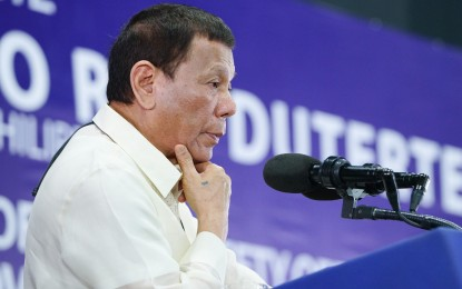 Duterte donates his one-month salary for COVID-19 aid
