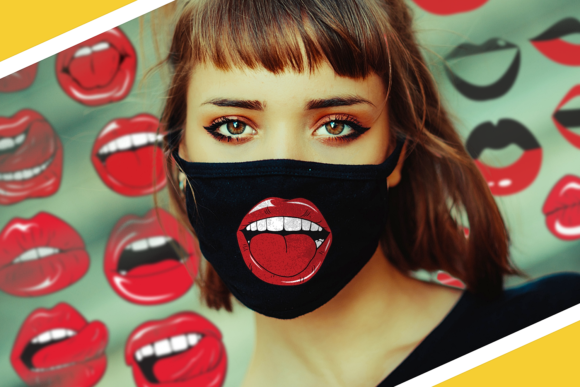 Free Svg File Face Mask Designs Files Bundle