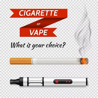 Lebih Baik Mana Rokok Elektrik atau Rokok Tembakau