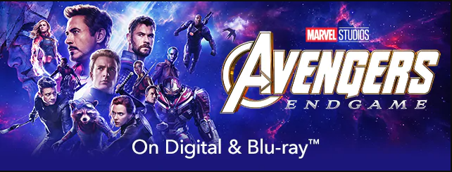 Avengers Endgame  (2019) Full Movie