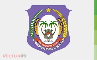Logo Provinsi Gorontalo - Download Vector File CDR (CorelDraw)