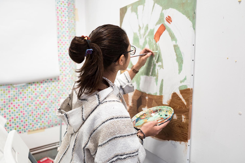 VIA FERRATA Classe préparatoire des Beaux Arts de Paris