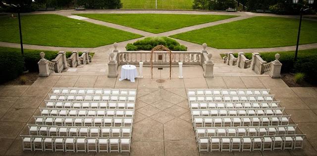 Outdoor Wedding Venues In Ohio ault park cincinnati wedding