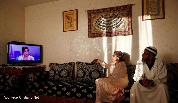 Televisión cristiana en Medio Oriente
