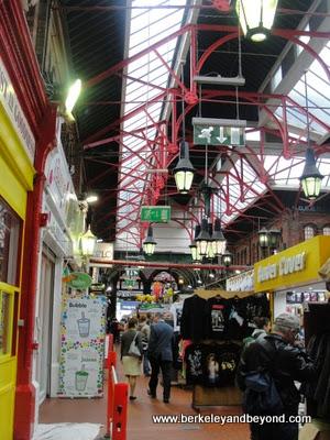 George's Street Arcade, interior, Dublin, Ireland