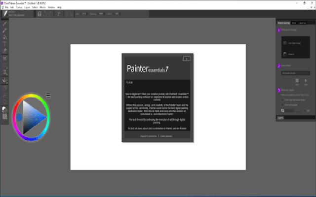 Corel Painter Essentials 7.0.0.86