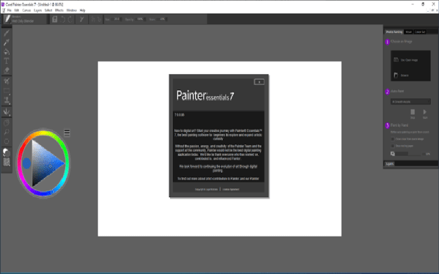 Corel Painter Essentials 7.0.0.86 - Phần mềm thiết kế toàn diện