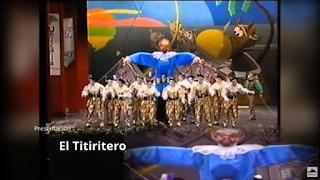 """Presentación con Letra Comparsa """"El tirititero"""" de Antonio Martín (1993)"""