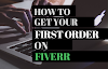 How to get your first request on Fiverr as a beginner?