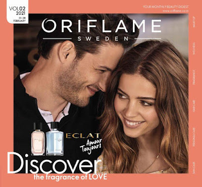 Oriflame catalogue February 2021 pdf