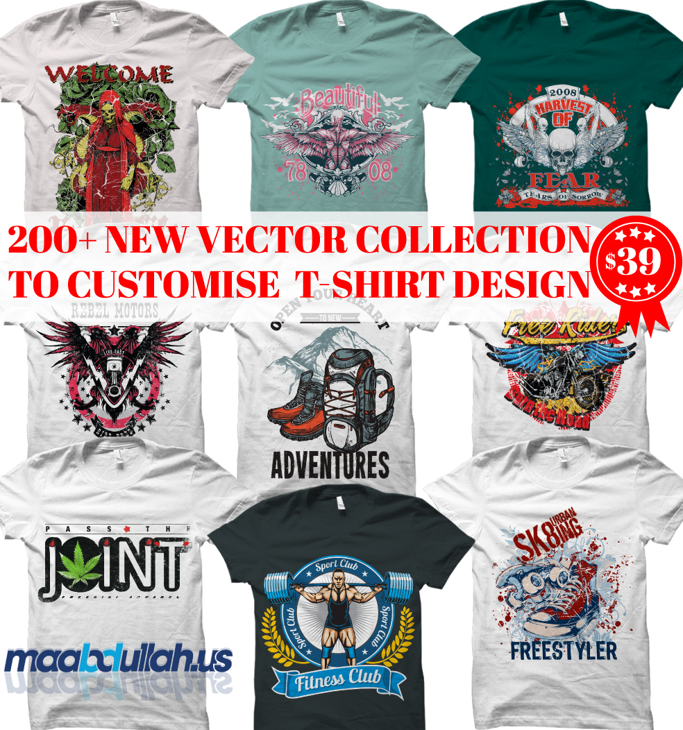 Best T shirt design vector reviews in 2019 [Fully update]