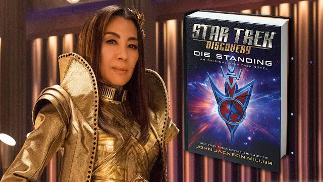 Star Trek: Discovery - Die Standing