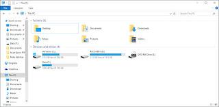 Cara Mudah Membuat Dan Menghapus Partisi Tanpa Perlu Restart PC/Laptop