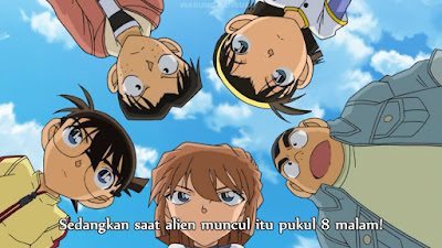 anime, Detective Conan 816, Detective Conan 816 Subtitle indonesia