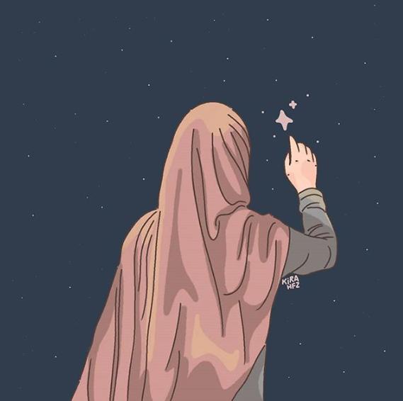 Gambar Kartun Muslimah Untuk Wallpaper Lucu Bercadar Berkecamata Situs Referensi Artikel Bermanfaat