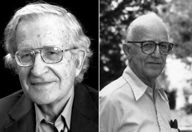 an introduction to the propaganda model by edward herman and noam chomsky Noam chomsky and edward s herman proposed the model in their 1988 book ' manufacturing consent – the political economy of the mass media' the  propaganda  the propaganda model: an overview excerpted from.