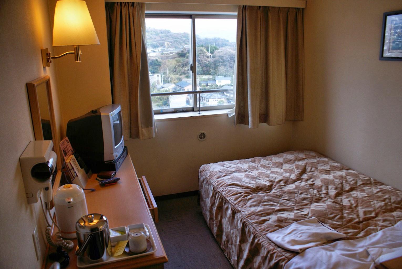 Hotel AZ Arao Kumamoto, Kyushu, Japan