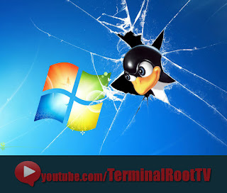Blog Linux Windows VNC